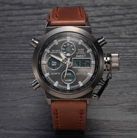 Часы amst - подарок, достойный крепкого мужчины!